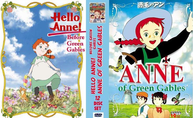 Anne of Green Gables, Before Green Gables - Anime