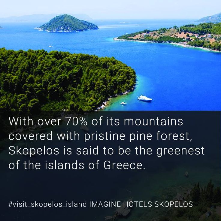 Skopelos island is part of the Northern Sporades chain of islands that lie in the Aegean sea just off the Eastern coast of mainland Greece. With over 70% of its mountains covered with pristine pine forest, Skopelos is said to be the greenest of the islands of Greece. Find a perfect room today www.aeolosskopelos.com