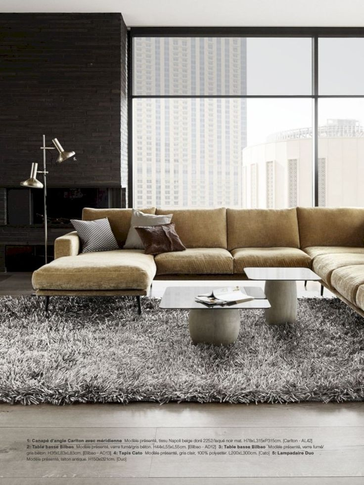 Cool 48 Awesomely Stylish Urban Living Rooms Design Ideas. More at http://trendecor.co/2017/12/29/48-awesomely-stylish-urban-living-rooms-design-ideas/