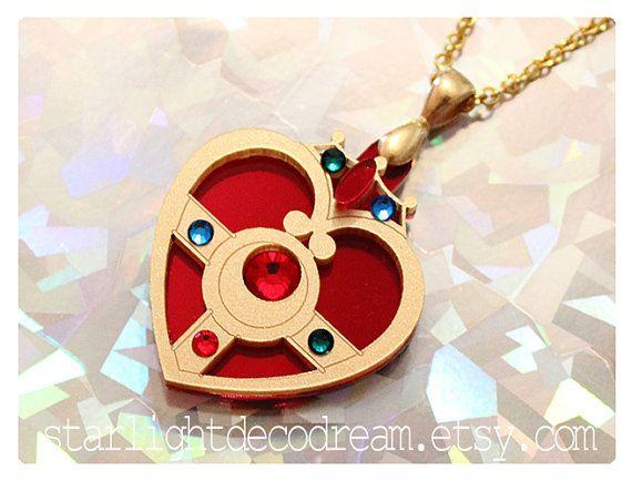 PRE ORDER Sailor Moon Cosmic Heart Compact by StarlightDecoDream