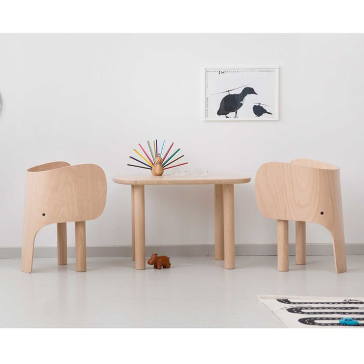 106 best images about kids design on pinterest eames - Table enfant avec chaise ...