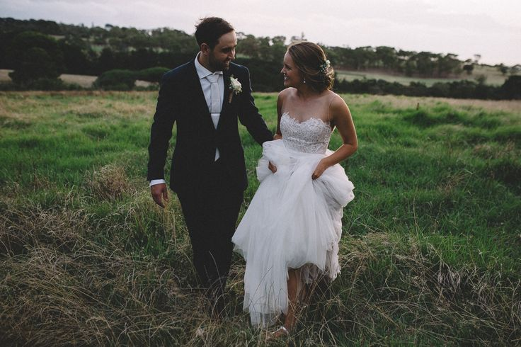 Morningstar Estate wedding on Mornington Peninsula. Image by Vanessa Norris Photography.