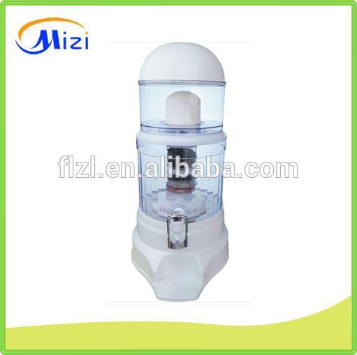 0.2 micron pure water filter alkaline water filter pitcher
