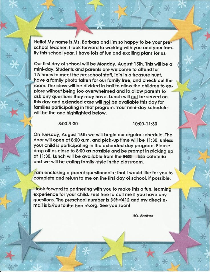 This is a good opportunity for them (parent(s) and child) to see the natural progression of the day of children that are completing either their first or second year of preschool. Description from msbarbarasblog.blogspot.com.au. I searched for this on bing.com/images
