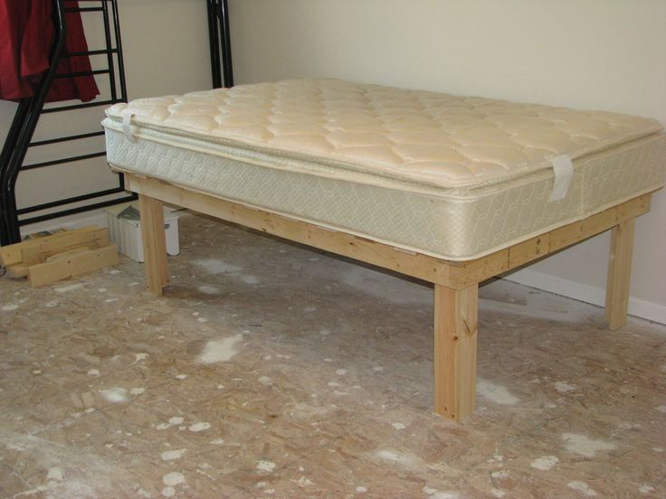 best 20 twin platform bed frame ideas on pinterest twin bed frame wood king size bed frame and diy twin bed frame - Cheap Platform Bed Frame