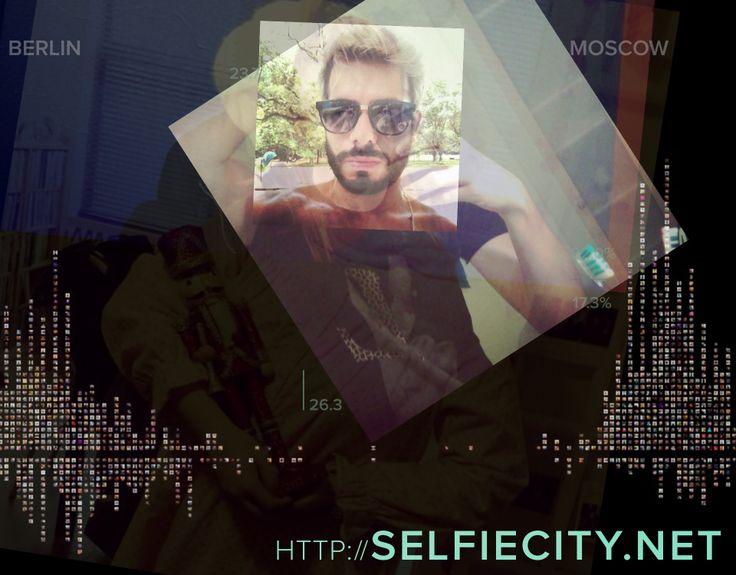 Selfie collage  http://selfiecity.net