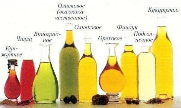 О пользе растительных масел известно всем. Но далеко не все знают об уникальных свойствах каждого из них.    КУНЖУТНОЕ МАСЛО  Лёгкое по консистенции и сладковатое на вкус кунжутное масло богато витаминами, цинком и особенно - кальцием. Поэтому его успешно используют для профилактики остеопороз