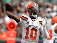 Injuries: Browns' Robert Griffin III cleared for contact - NFL.com