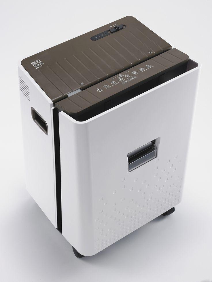 Paper shredder.