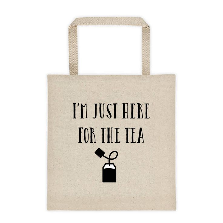 I'm just here for the tea large tote bag   Rupaul's drag race tote   drag quotes   funny totes   14.75 X 14.75 by BlackCatCurioCo on Etsy https://www.etsy.com/ca/listing/578222500/im-just-here-for-the-tea-large-tote-bag