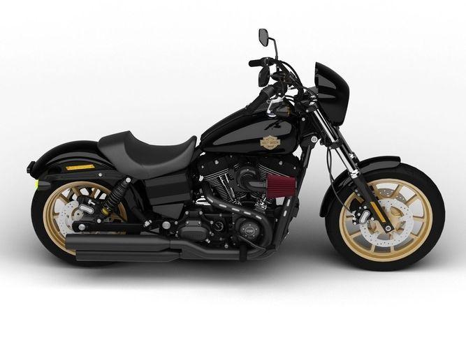 Harley-Davidson FXDL Dyna Low Rider S 2016