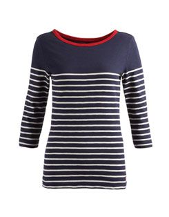 PAULETTE Womens Jersey Top--Joules USA