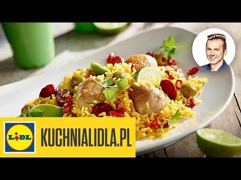 🍳 Prosta paella z kurczakiem - Karol Okrasa - Przepisy Kuchni Lidla
