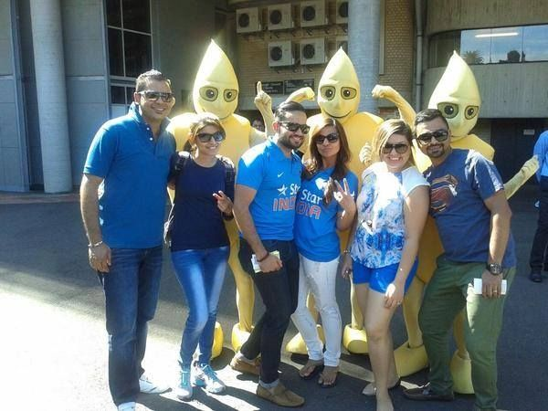 @Cricket WC Engage crazy mascot team delivered smiles and happiness wherever they were.Vis @ engage-nz.com