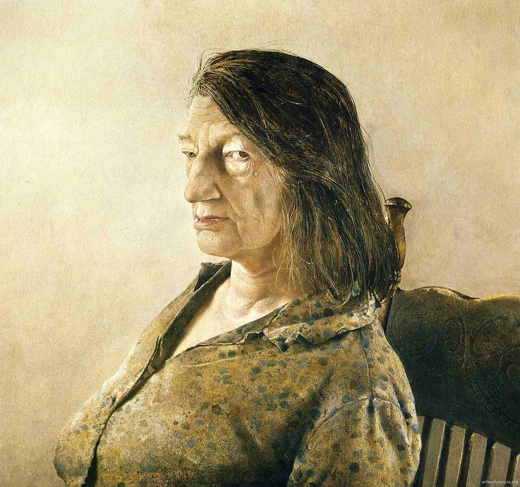 Andrew Wyeth, Anna Christina