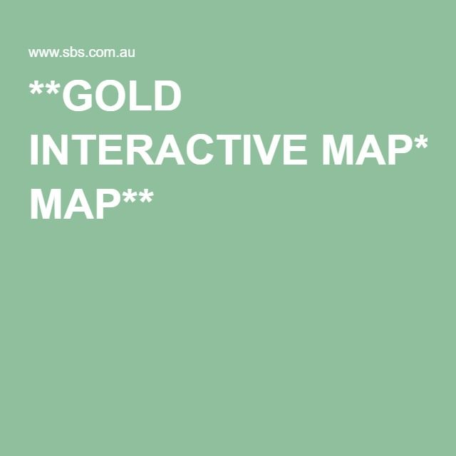 **GOLD INTERACTIVE MAP**
