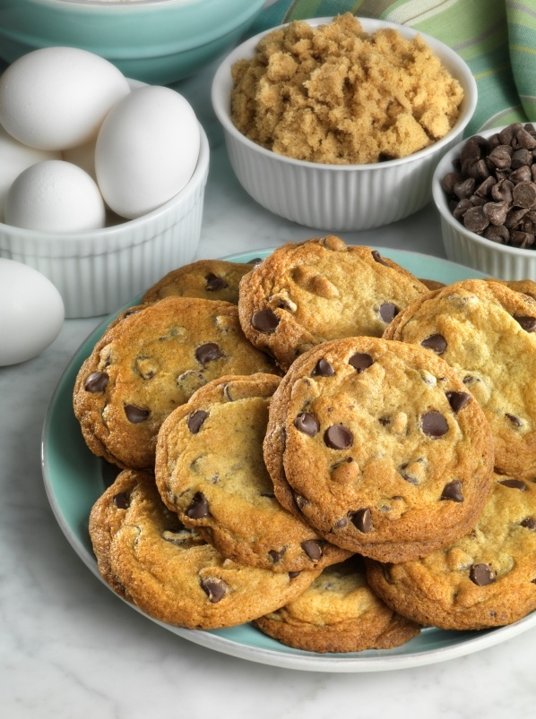 Low Carb Choco Chip Cookies With Splenda Chocolate Chips