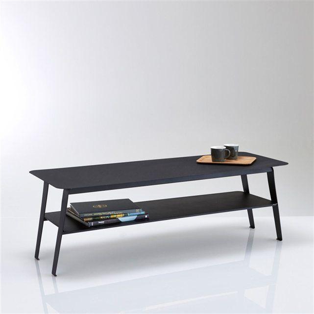 17 meilleures id es propos de meuble faible profondeur - Table hiba la redoute ...