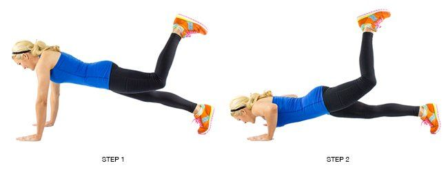 Scorpion Push Up_ALL workout skinnymom brooke griffin