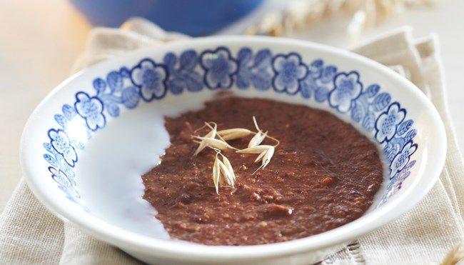 Suklaakaurapuuro - K-ruoka
