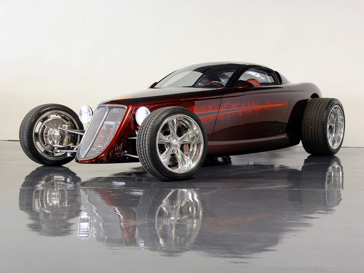 The Hemisfear, by Chip Foose