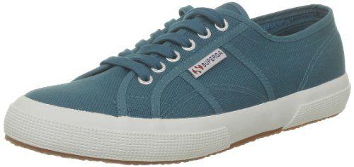 Superga 2750 Cotu S000010 2750 COTU, Unisex - Erwachsene Sneaker, Grün (Ottanio), 38 EU / 5 UK - http://on-line-kaufen.de/superga/38-eu-5-uk-superga-2750-cotu-s000010-2750-cotu