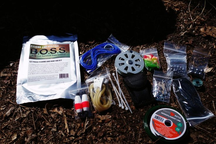 Fishing And Hunting BOSS
