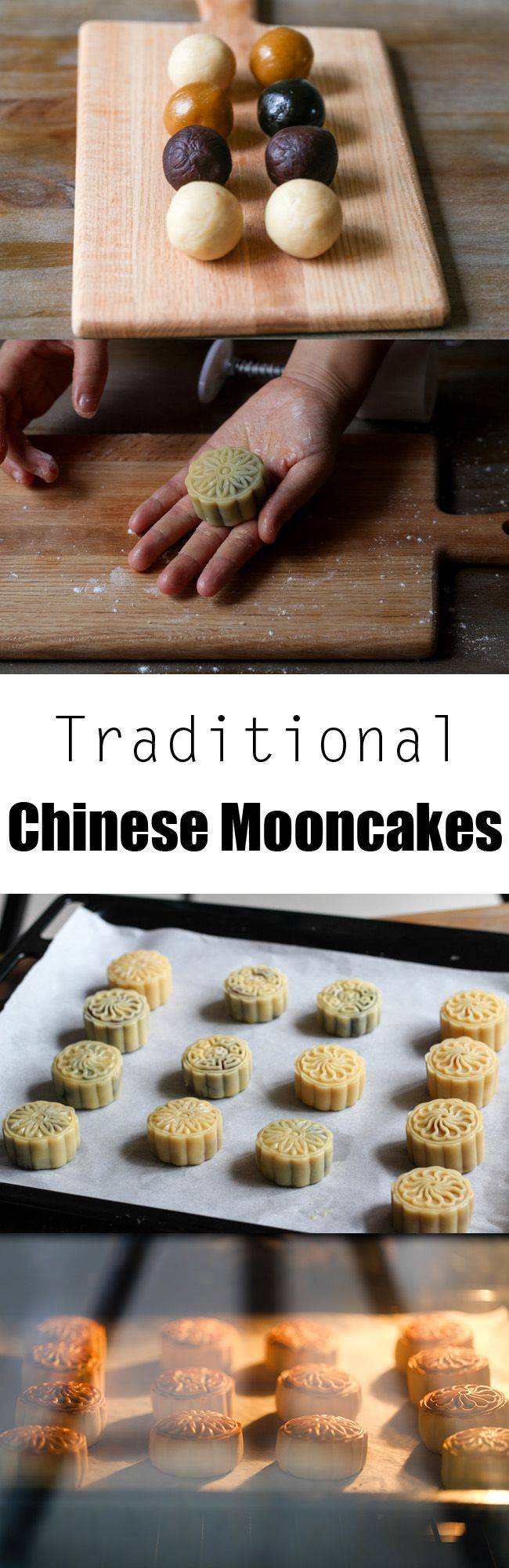 Traditional Cantonese #mooncakes Dim Sum for a special occasion - usually served for the August Harvest Moon festival.