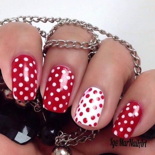 http://decoraciondeunas.com.mx/post/103208893792/simple-dotticure-for-notd-moda | #moda, #fashion, #nails, #like, #uñas, #trend, #style, #nice, #chic, #girls, #nailart, #inspiration, #art, #pretty, #cute, uñas decoradas, estilos de uñas, uñas de gel, uñas postizas, #gelish, #barniz, esmalte para uñas, modelos de uñas, uñas decoradas, decoracion de uñas, uñas pintadas, barniz para uñas, manicure, #glitter, gel nails, fashion nails, beautiful nails, #stylish, nail styles