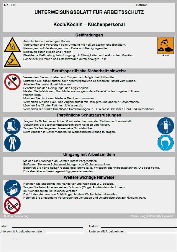30 Erstaunlich Unterweisung Brandschutz Im Betrieb Vorlage Bilder In 2020 Unterweisung Vorlagen Flugblatt Design