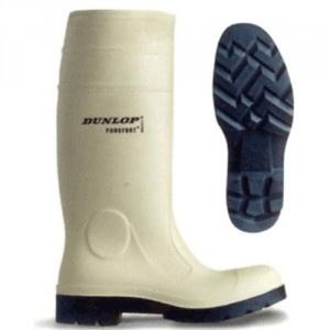 Botas de trabajo Purofort S4 - El tacón absorbente de impactos evita el cansancio en los pies lo que reduce la presión en las rodillas y las caderas.  La pala tiene un aislamiento hasta los -20° C. Resistente a minerales, aceites animales y vegetales y grasas, desinfectantes, estiércol, disolventes, varios productos químicos.    Material: Poliuretano. Puntera de acero.  http://www.janfer.com/es/frio-extremo/1327-botas-trabajo-purofort-s4.html