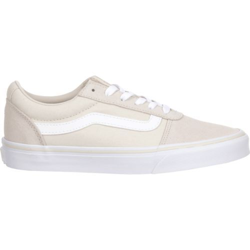 Vans Women's Ward Low Top Shoes (Beige