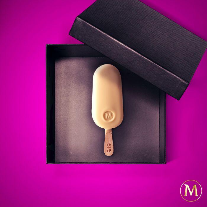 Το Magic είναι το μοναδικό παγωτό που μπορεί να θεωρηθεί κόσμημα!