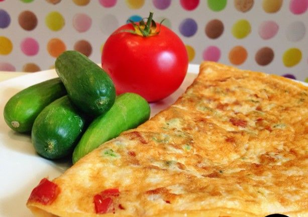 #healthybreakfast #eatclean #omelette #fitnessfood #getshredded #sixpack #protein #energykick