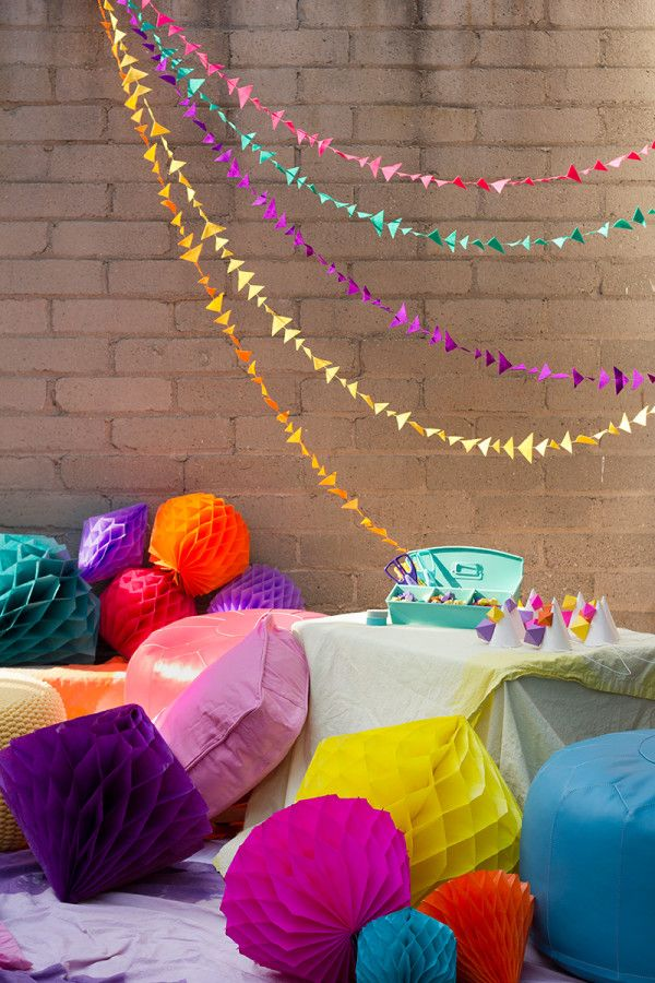 203 best paper party decoration ideas images on pinterest