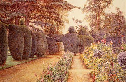 Campsea Ashe de Ernest Arthur Rowe (1863-1922, United Kingdom)