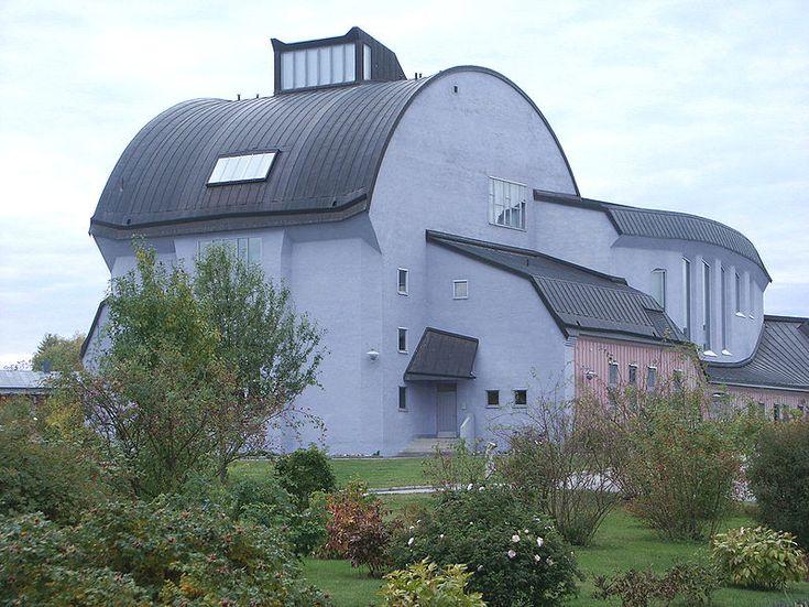 Old Stomping Ground: Kulturhuset i Ytterjärna