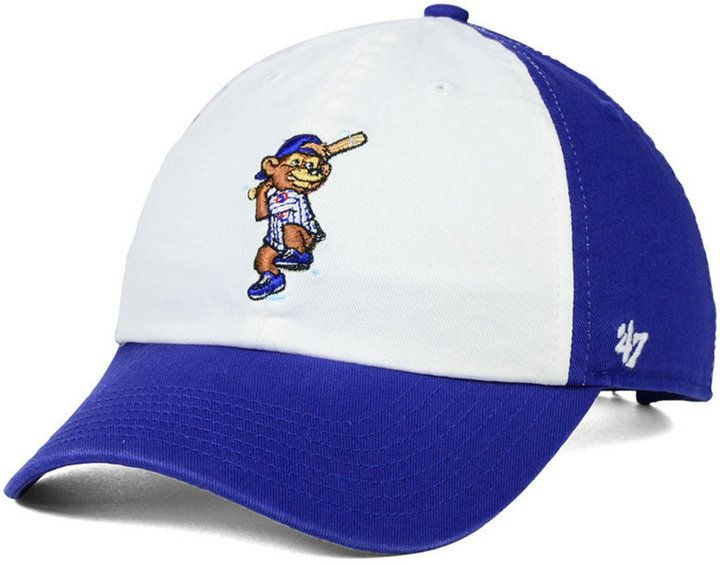 '47 Kids' Chicago Cubs Mascot Clean Up Cap