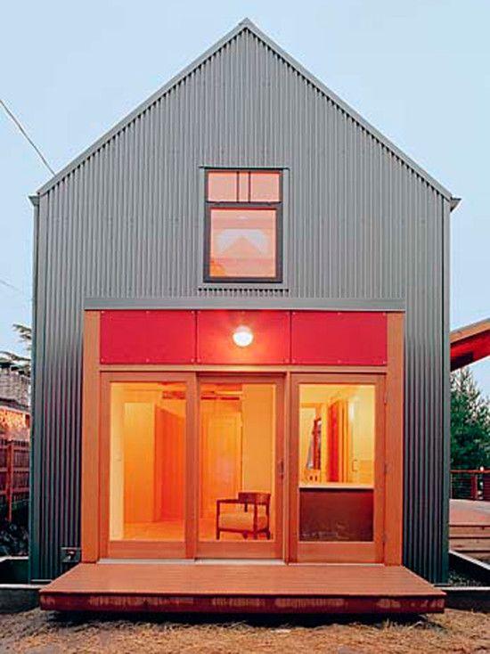 17 best ideas about gable roof design on pinterest gable for Modern gable roof house