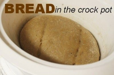 More about the method than the recipe. #CrockPot #Bread