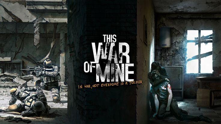 O incrível jogo de sobrevivência This War of Mine recebeu uma atualização que permite criar cenários complexos com o novo editor do jogo. Confira!