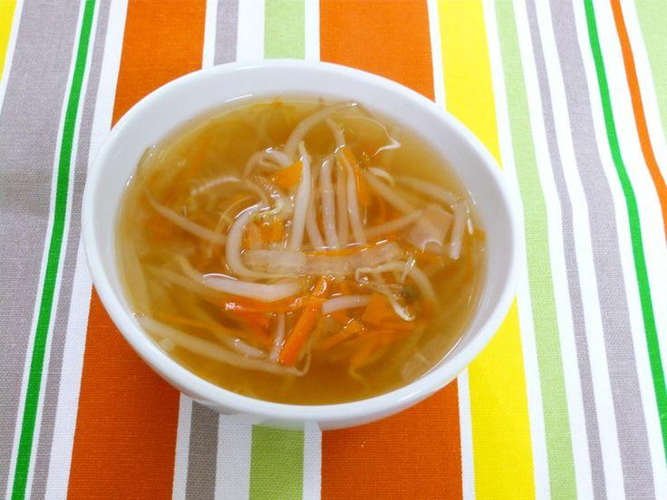 残り野菜で風邪防止。超簡単スープ☆ by cyongon [クックパッド] 簡単おいしいみんなのレシピが223万品