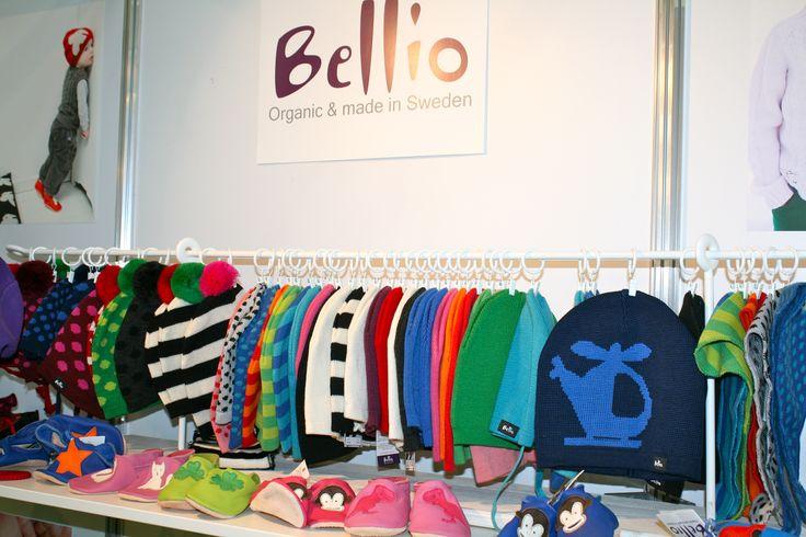 Bellio auf der Kindermoden Fachmesse KOMM