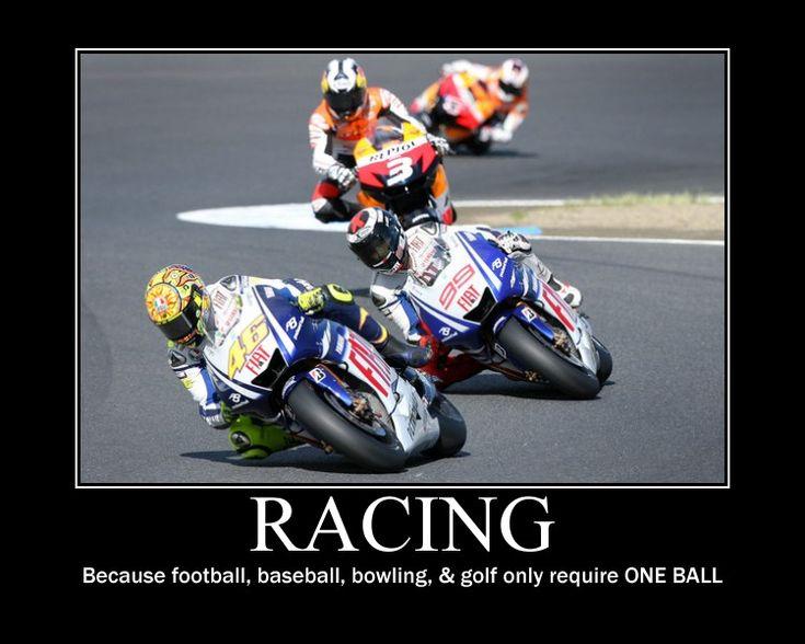 Motorcycle racing Valentino Rossi Motogp