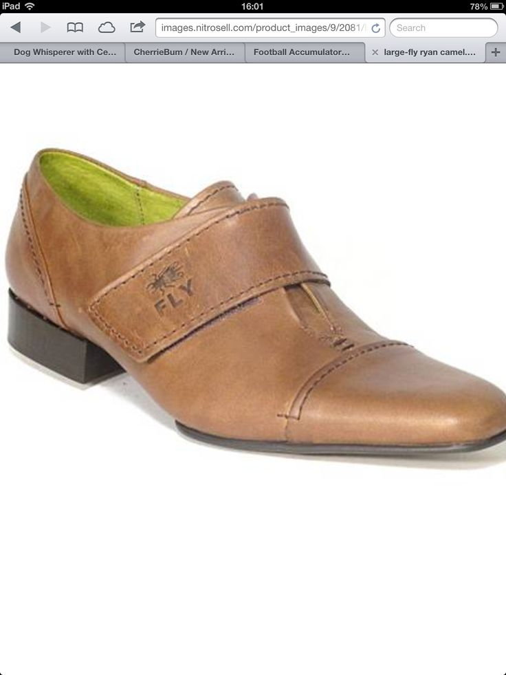 #mensfashion #mensshoes #shoes #fashion Fly London mes camel shoes.
