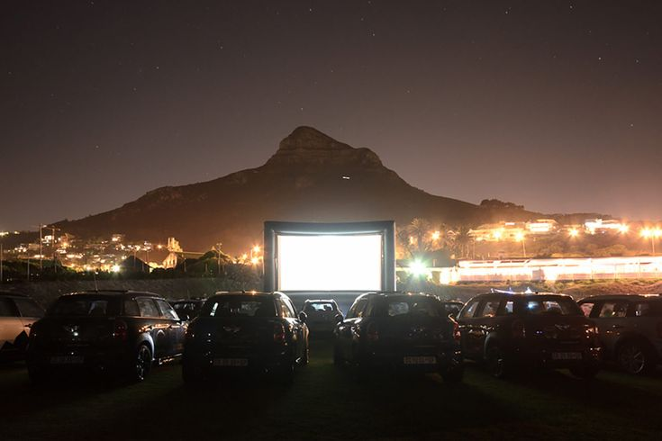 POP-UP CINEMA: YOUR MOBILE SOLUTION ANYTIME, ANYWHERE...