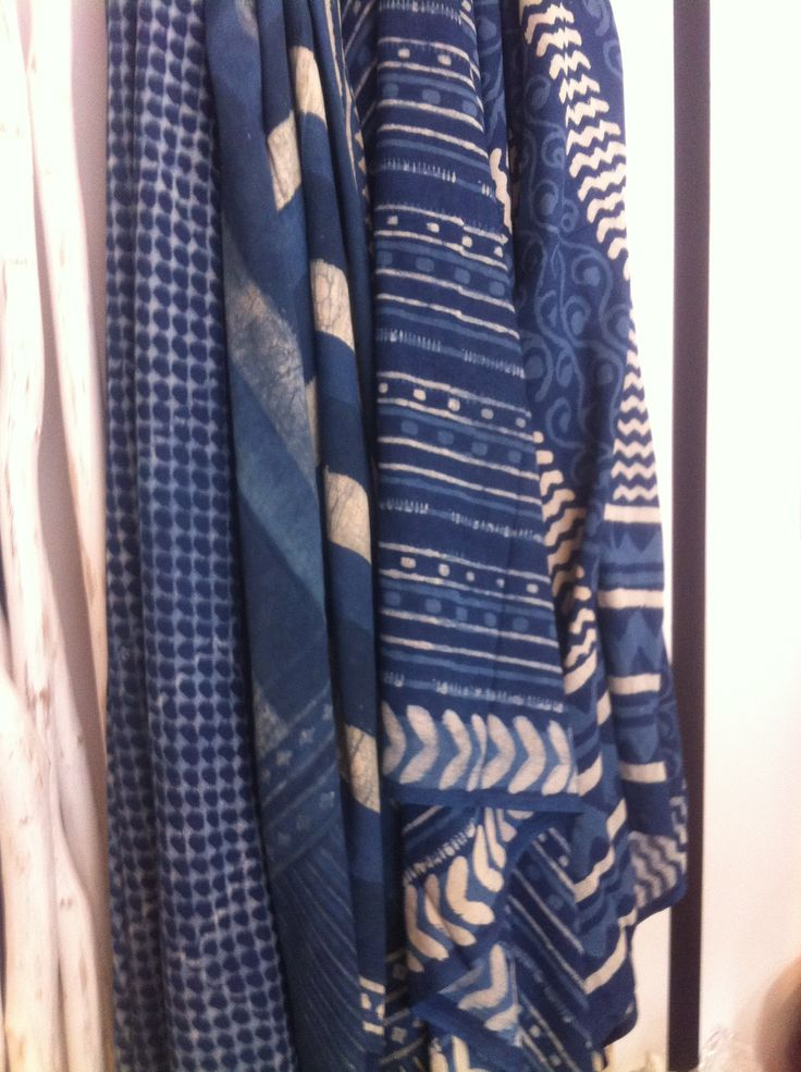 Scarf, throw, sarong now avail at Table Tops in a Box stunning cotton, soft to touch, beautiful designs.  Love Indigo ...........................