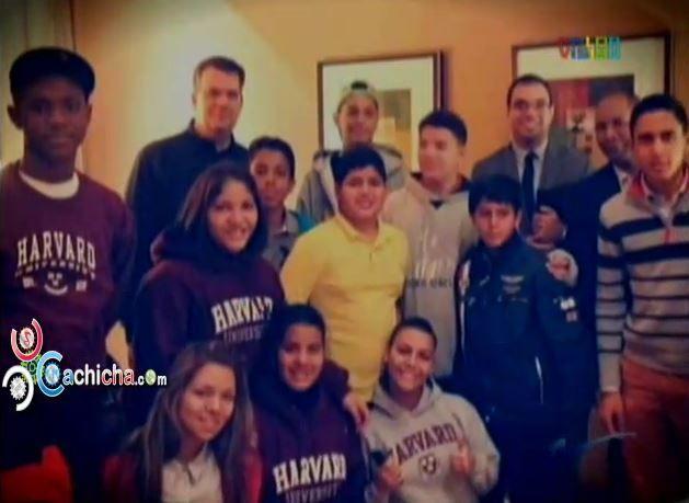 ¡Claro Que Se Puede! Estudiantes Dominicanos Emergen Victoriosos De Debate En La Universidad De Harvard @nuria piera #Video