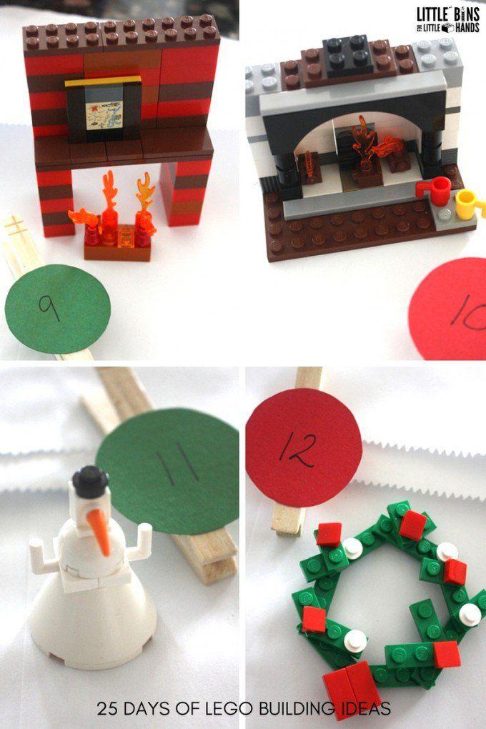 25 einzigartige diy lego advent ideen auf pinterest. Black Bedroom Furniture Sets. Home Design Ideas