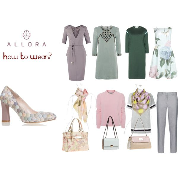 How2wear by mirra-morgenstern on Polyvore featuring MSGM, Acne Studios, Elisabetta Franchi, Versace, Ted Baker and Armani Collezioni